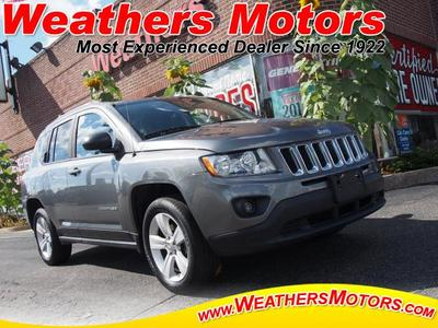 Used 2012 Jeep Compass Latitude