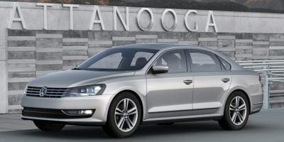 New 2014 Volkswagen Passat 2.0L TDI DSG SEL Premium