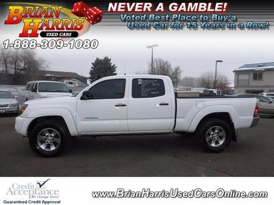 Used 2008 Toyota Tacoma Base