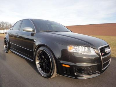 Used 2008 Audi RS 4 4.2 quattro L