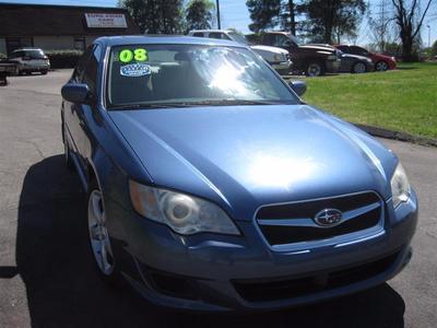 Used 2008 Subaru Legacy