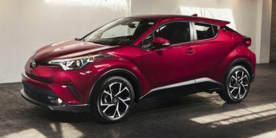New 2018 Toyota C-HR XLE