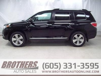 Used 2013 Toyota Highlander Limited