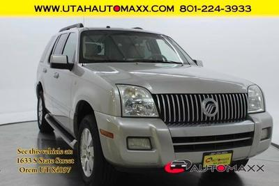 Used 2006 Mercury Mountaineer Luxury