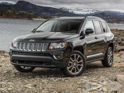 Certified 2016 Jeep Compass Latitude