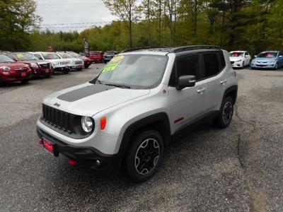 Used 2016 Jeep Renegade Trailhawk