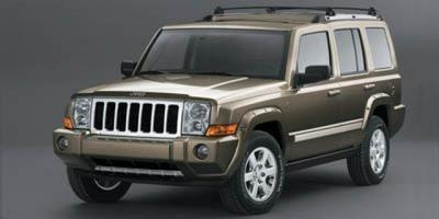 Used 2006 Jeep Commander Base