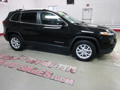 Used 2017 Jeep Cherokee Latitude