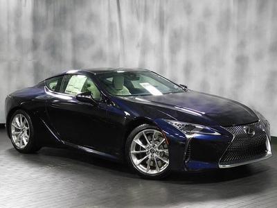 New 2018 Lexus LC 500