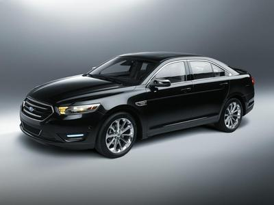 New 2015 Ford Taurus SEL
