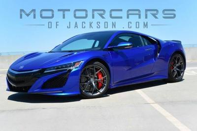 Used 2017 Acura NSX