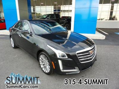 Used 2015 Cadillac CTS 3.6L Performance