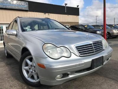 2004 Mercedes-Benz C320