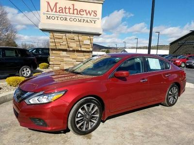 Used 2016 Nissan Altima 2.5 SV