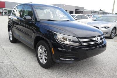 Used 2013 Volkswagen Tiguan SE