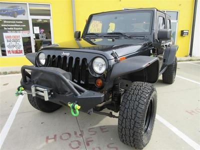 2010 Jeep Wrangler Unlimited Sport