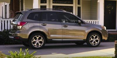 New 2018 Subaru Forester Limited