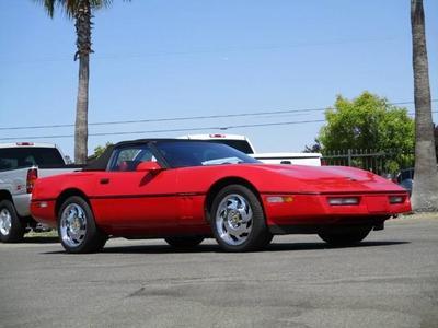 Used 1989 Chevrolet Corvette