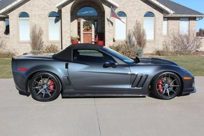 Used 2012 Chevrolet Corvette Grand Sport