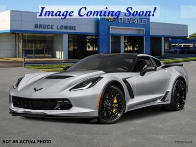 New 2017 Chevrolet Corvette Z06