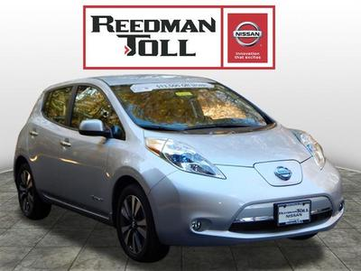 New 2016 Nissan Leaf SL