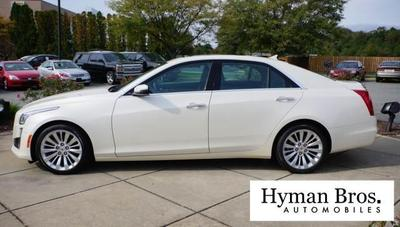 Used 2014 Cadillac CTS 2.0L Turbo Performance