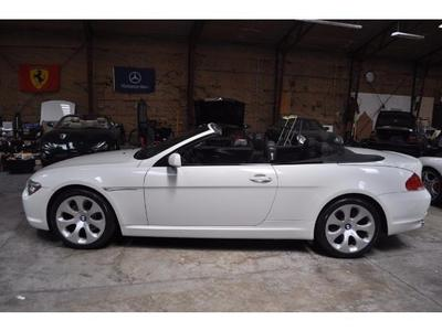 Used 2005 BMW 645 Ci