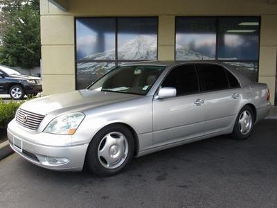 Used 2001 Lexus LS 430