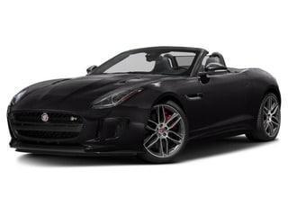 New 2017 Jaguar F-TYPE R
