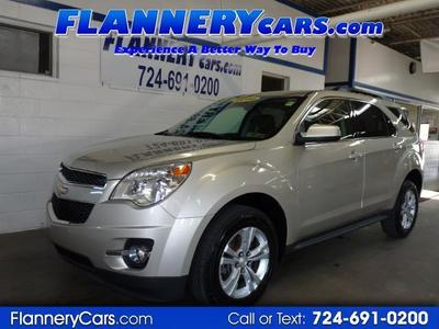 Used 2014 Chevrolet Equinox 2LT