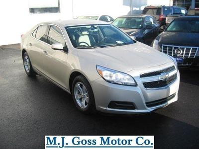 Used 2013 Chevrolet Malibu 1LT
