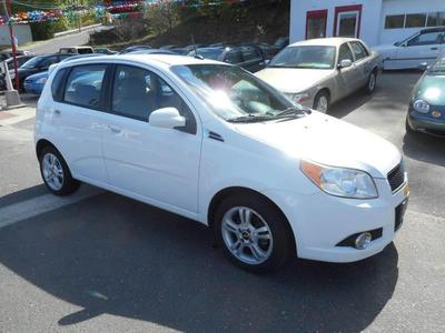 Used 2011 Chevrolet Aveo 5 LT