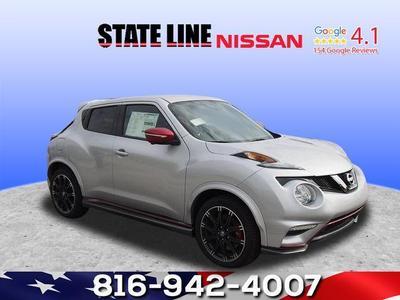 New 2016 Nissan Juke NISMO RS