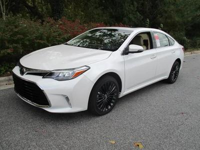 New 2017 Toyota Avalon Touring