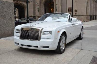 Used 2015 Rolls-Royce Phantom Drophead Coupe Base