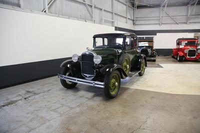 Used 1930 Ford Model A NO TRIM FIELD