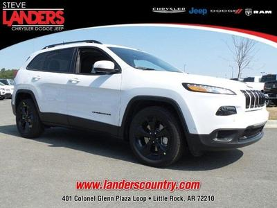 New 2017 Jeep Cherokee Limited