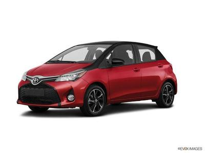 Used 2016 Toyota Yaris L