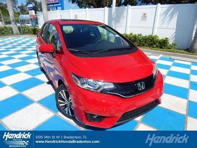 New 2018 Honda Fit EX