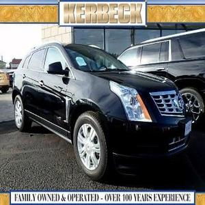 Certified 2014 Cadillac SRX