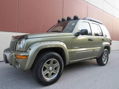 Used 2003 Jeep Liberty Renegade
