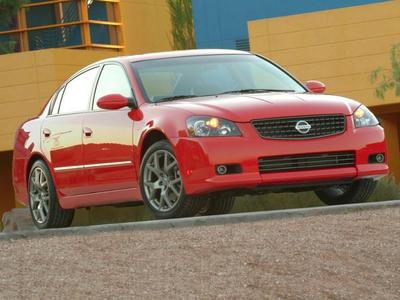 Used 2005 Nissan Altima 3.5 SL