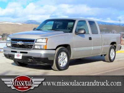 Used 2006 Chevrolet Silverado 1500 LT Extended Cab