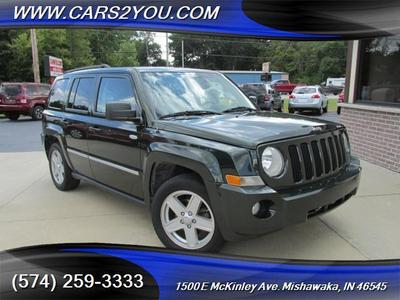 Used 2010 Jeep Patriot Sport