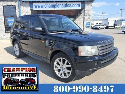 Used 2007 Land Rover Range Rover Sport HSE