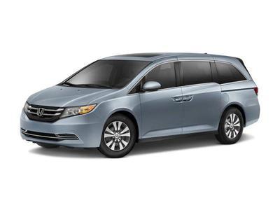 Certified Honda Odyssey EX w/ Leather