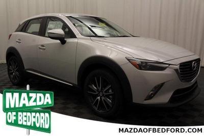New 2018 Mazda CX-3 Grand Touring