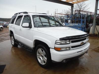 Used 2002 Chevrolet Tahoe Z71