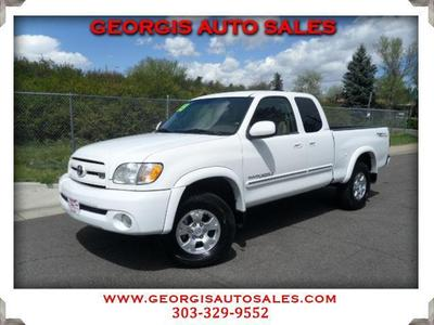 Used 2003 Toyota Tundra Limited