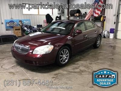 Used 2007 Buick Lucerne CXL